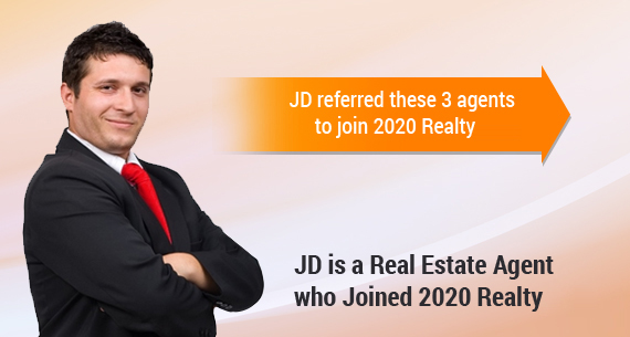 Old Hulbert Place, CA recruit agents to join 2020 Realty, Inc